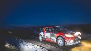 85º Rallye Automobile Monte-Carlo – Día 1