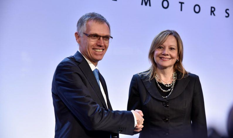 Opel y Vauxhall ya pertenecen a PSA.