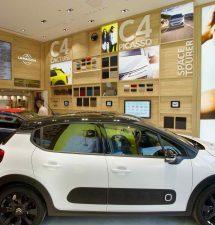 La Maison Citroën abre en París.