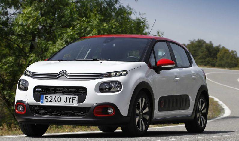 Nuevo Citroën C3: Disponible en GLP.