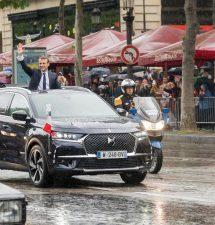 DS 7 Crossback: El nuevo vehículo del Presidente de Francia.