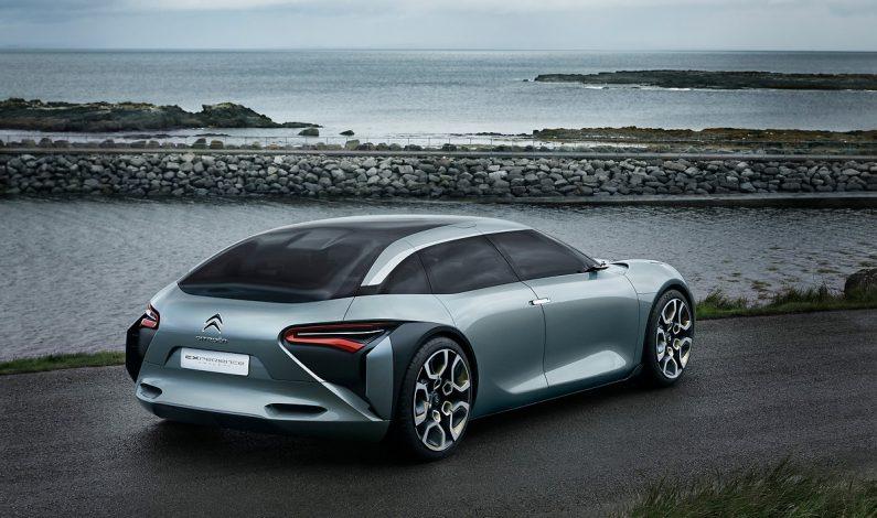 Nuevo Citroën C5: Llegará en el año 2019.