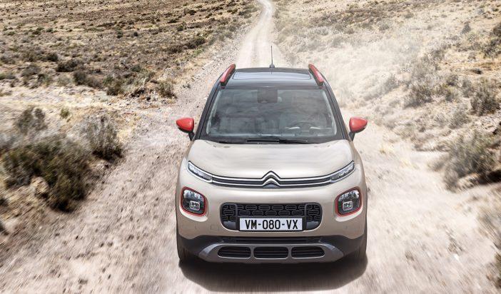 Nuevo C3 AirCross: El SUV compacto Citroën.