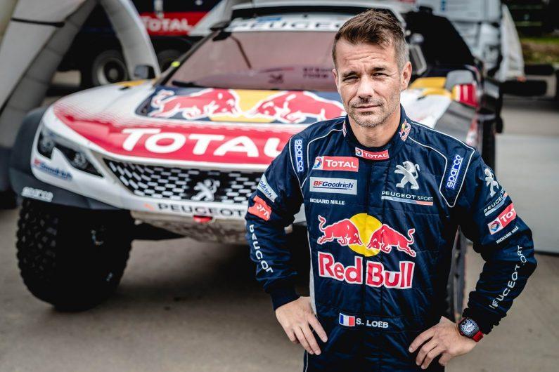 Loeb, el histórico piloto de Citroën Racing, probará el Citroën  C3 WRC.