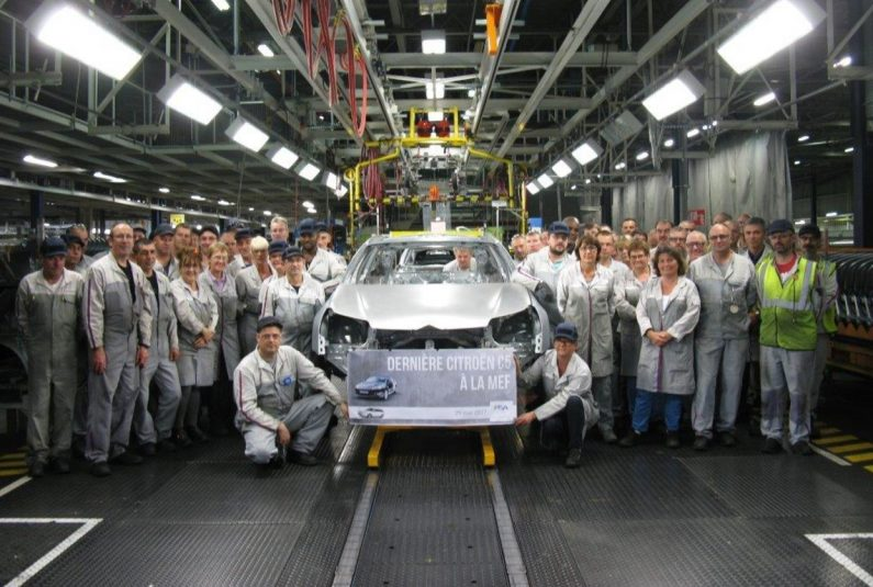 Últimas unidades de Citroën C5 X7, desde 20.395€.
