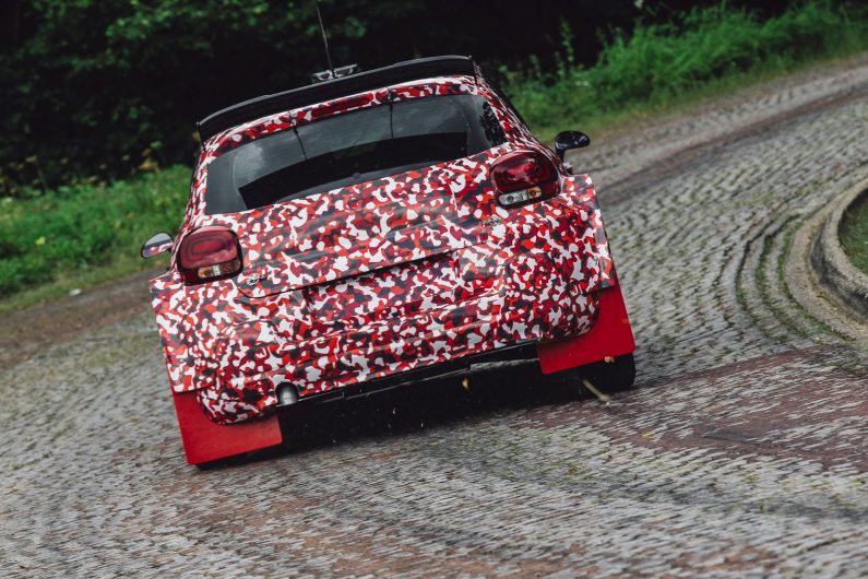 El Citroën C3 R5 ya está en camino.