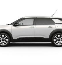 Citroën C4 F3: ¿¡Adiós C4 Cactus!?