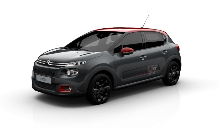 Citroën C3 #97 EDITION: Solo en España.