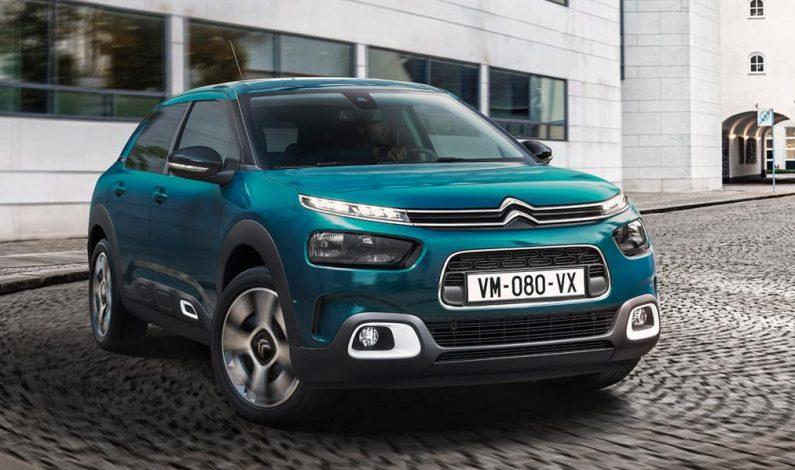 Nuevo Citroën C4 Cactus: ¡Ahora sí!