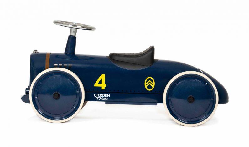 El Petite Rosalie disponible en la Boutique Citroën (Para niños).
