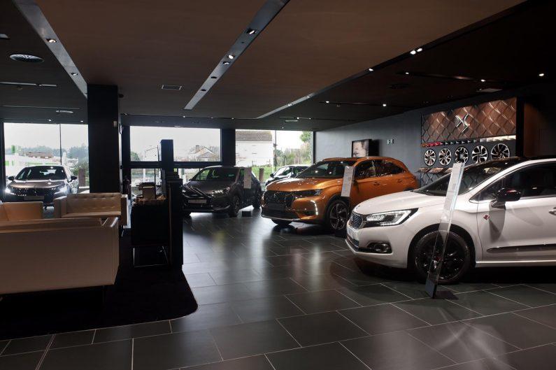 PSA Retail alberga el nuevo DS Store en Vigo.