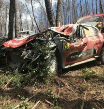 Citroën Racing dice adiós a Kris Meeke y Paul Nagle