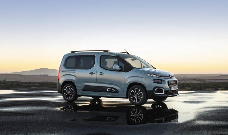 Nuevo Citroën Berlingo: Serie especial #Top1!