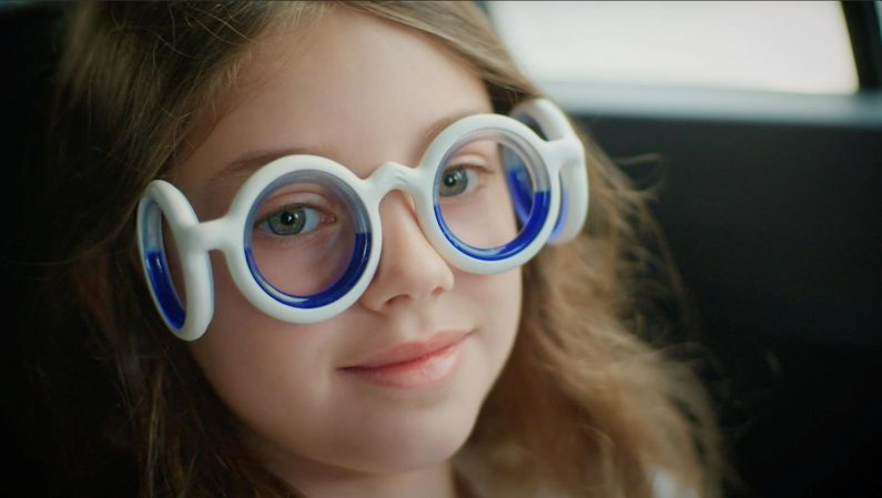 SEETROËN, las gafas antimareos by Citroën con tecnología Boarding Ring.