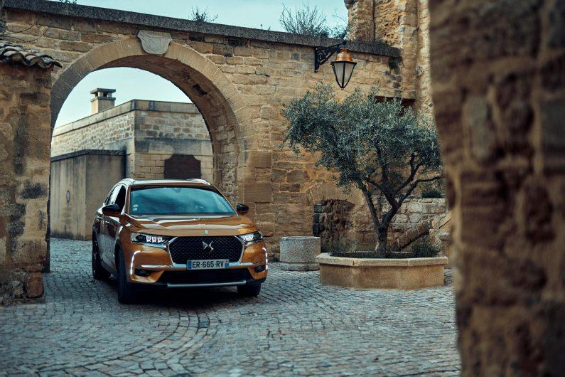 DS Automobiles aumenta sus ventas un 26,3% en el primer semestre.