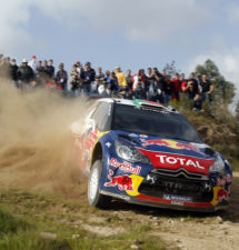 Sébastien Ogier regresa a Citroën Racing
