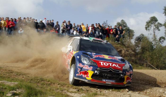 Sébastien Ogier regresa a Citroën Racing
