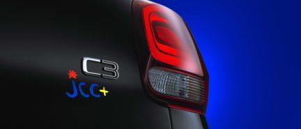 CITROËN C3 JCC+: A la venta solo on-line.