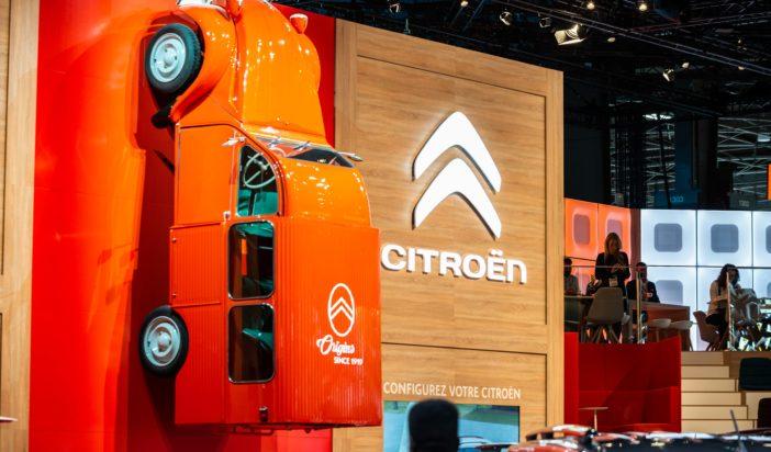Citroën celebra 70 años del mítico 2CV.