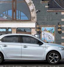 Un C-Elysée Origins para celebrar el centenario Citroën.