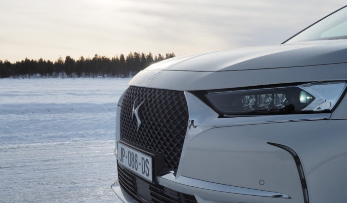 DS 7 Crossback E-Tense: 31 gramos de CO2.