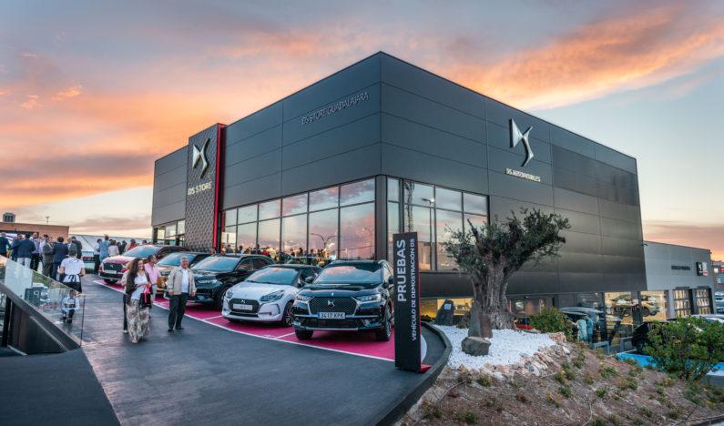 La electrificación y lujo francés llegan a Castilla la Mancha con la apertura de DS Store Guadalajara.