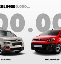 Nuevo Citroën Berlingo: 200.000 ventas.