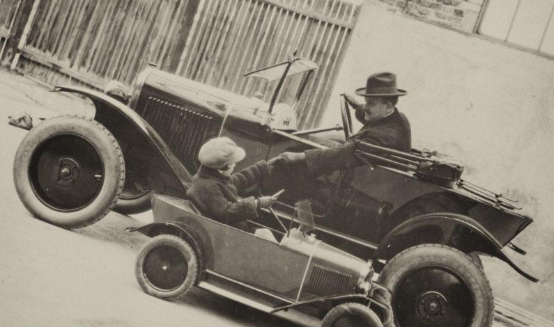 André Citroën, el visionario que cambió el automóvil.