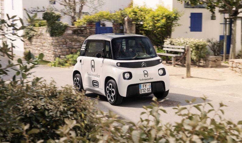 My AMI Cargo: Urbano y eléctrico 100%.