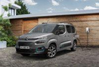 Citroën Ë-Berlingo, ahora, 100% eléctrico.