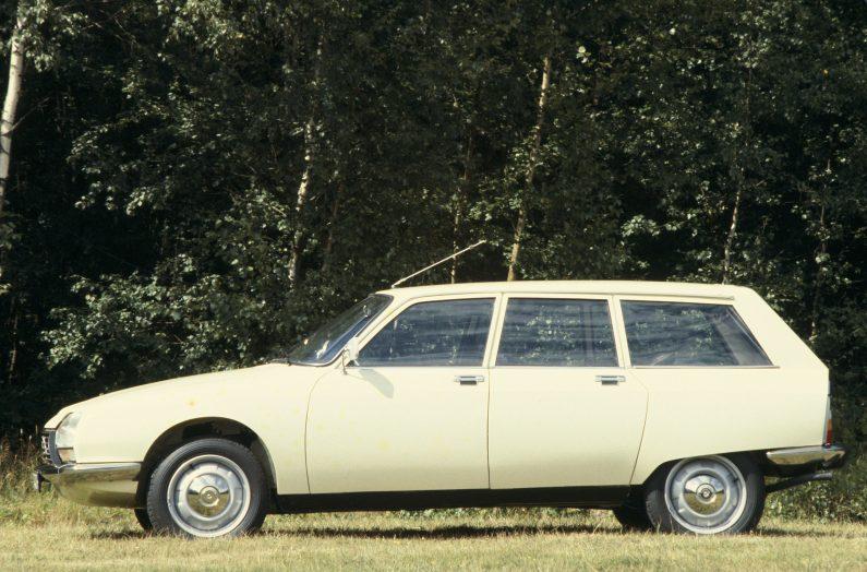 CitröPasado: 50 años del Citroën GS Break