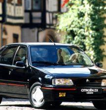 CitröPasado: 30 años de Citroën ZX