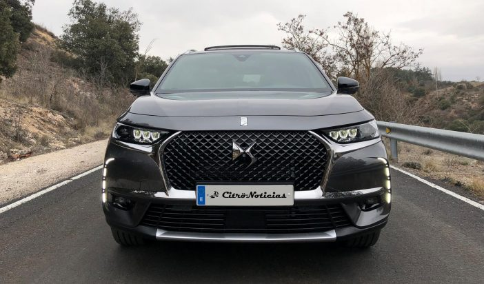 Prueba DS 7 Crossback Grand Chic BlueHDi 180cv EAT8
